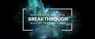 Breakthrough Ministry Training
